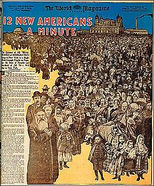 History Of Immigration To The United States Wikipedia