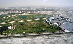 Nad Al Sheba - Image: Nad Al Sheba on 1 May 2007