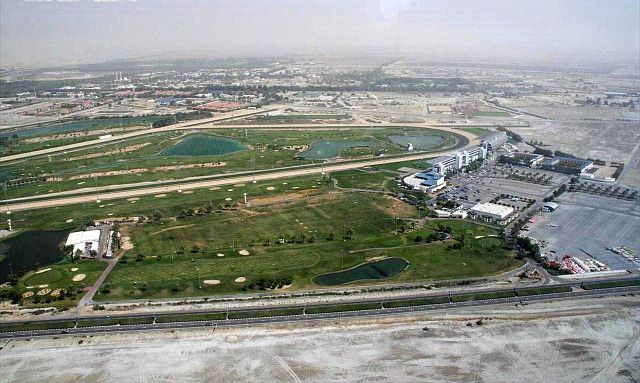 Nad Al Sheba Golf & Racing Club