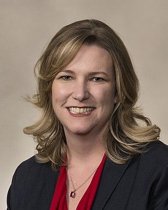 Nan Whaley - Image: Nan Whaley, Mayor of Dayton, Ohio USA