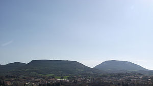Narcao - Panorama of Narcao