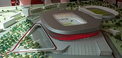 National Football Stadium of Belarus (model) 1.jpg