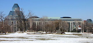 National Gallery of Canada Art museum in Ottawa, Ontario