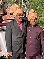 Naveen Kumar with Rajesh Bhimsaria.jpg