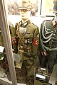 Nazi Germany uniforms etc. RAD (helped org.Todt in Norway) Unterfeldmeister der Reichsarbeitsdienst Gorget, NSDAP, Gautag 1939, Gausiger 1938, Luftrennen 1940 pins, swastika armband, Emsland cufftitle, dagger etc Lofoten krigsminnemuseu.jpg