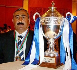Nazim Suleymanov Azerbaijani footballer