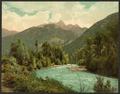 Needle Mountains from Animas Canyon, Colorado-LCCN2008678202.tif