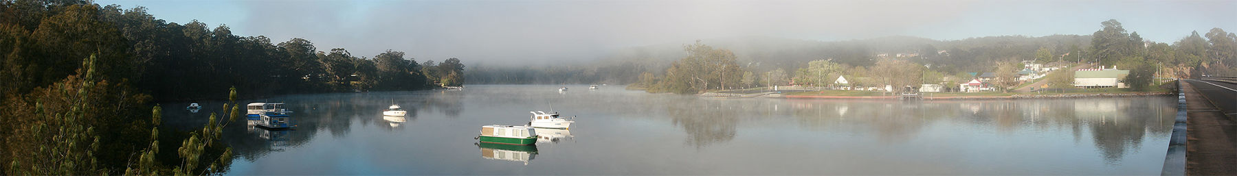 Nelligen, NSW Early Morning Mist banner.jpg