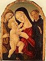 Neroccio de' Landi, Vierge à l'Enfant et deux saints (XVème siècle).jpg