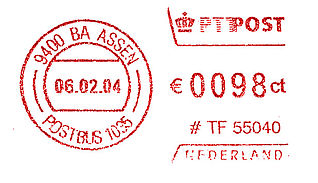 Netherlands stamp type QC12.jpg