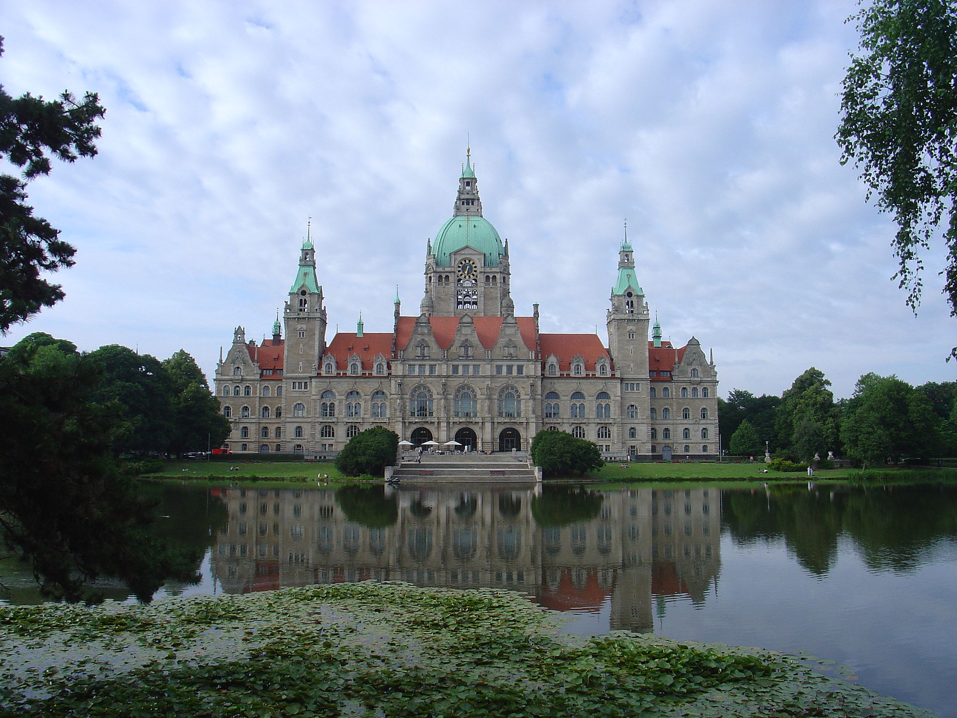 Wikipedia Hannover