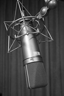 Georg Neumann German microphone manufacturer