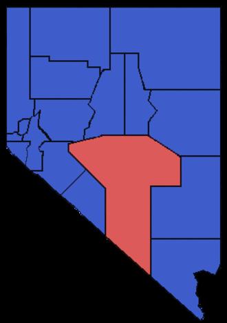 Nevada Republican caucuses, 2008 - Image: Nevadarepcaucus 2008