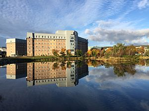 Memorial University of Newfoundland - Macpherson College residence complex