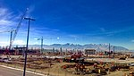 New Salt Lake City International Airport Construction, Nov 2017.jpg