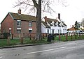 New and old cottages side by side in The Street - geograph.org.uk - 1593679.jpg