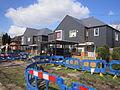 New houses on Circular Drive, Lache.JPG