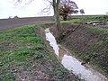 Newly dug drainage ditch - geograph.org.uk - 1045752.jpg