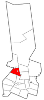 Location of Newport in Herkimer County