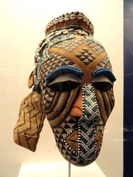 File:Ngady aMwaash, Kuba Royal Mask, ca. 1890-1910 - African collection - Peabody Museum, Harvard University - DSC05787.JPG