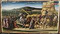 Niccolò alunno, predella per cappella di san nicola in san nicolò a foligno, 1492, 05.JPG