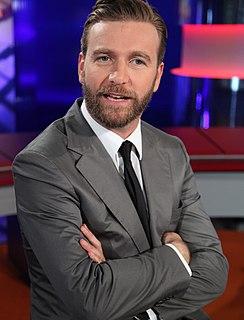 Niels Ruf German journalist, actor