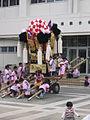 Niihama Taiko Festival - miniature float.jpg