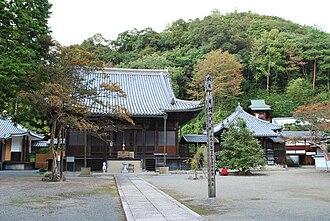 Chūgoku 33 Kannon Pilgrimage - Shōraku-ji