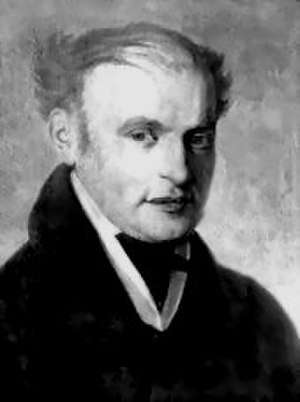 Nikolaus Friedrich von Thouret - Self-portrait (c.1807)