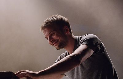 Picture of a band or musician: Nils Frahm