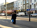 Niqab, Seven Sisters Road, London 14 Nov 2012.jpg