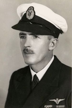 Lester Brain - Qantas Captain Lester Brain in the 1930s