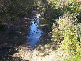 Nonconnah Creek - Nonconnah Creek in 2008