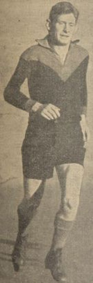 Norm Smith - Smith in 1939