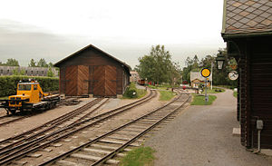 Norwegian Railway Museum - Norwegian Railway Museum, Hamar