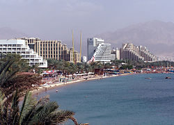 North Beach, Eilat