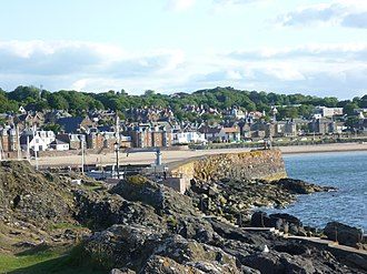 North Berwick - Image: North Berwick West Bay