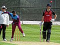 North Middlesex CC v Hampstead CC at Crouch End, Haringey, London 14.jpg