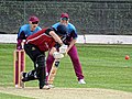 North Middlesex CC v Hampstead CC at Crouch End, Haringey, London 27.jpg
