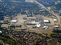 Northshore Mall and surroundings aerial photo, July 2016.JPG