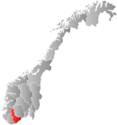 Norway Counties Aust-Agder Position.svg
