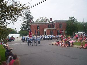 Norwood, New York - 2006 July 4th parade in Norwood, New York