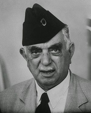 Iraqi parliamentary election, 1930 - Image: Nouri Al Saeed, 1950s