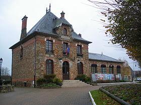Hotel De Ville Nozay