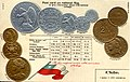 Numismatic postcard from the early 1900's - Chile.jpg