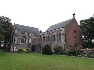 Nuneaton Priory