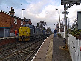 Nunthorpe - Nunthorpe railway station