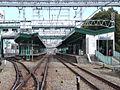 OER Tsurukawa station Precincts.JPG
