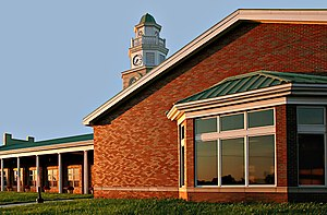 Ohio University Southern Campus - The new Proctorville branch of Ohio University Southern Campus.