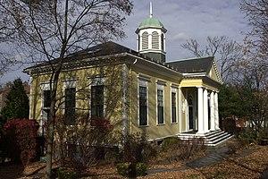Oak Square School - Image: Oak Square School Boston MA 01